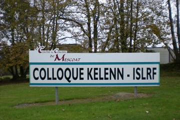 colloque kelenn islrf