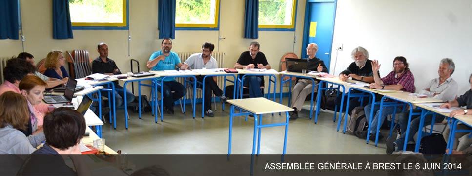 Institut Supérieur des langues de la République Française - AG 2014